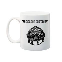 "Mug ""Soldat du feu"" +..."