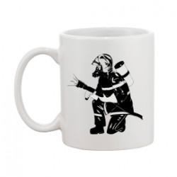 Mug SP + Lance incendie