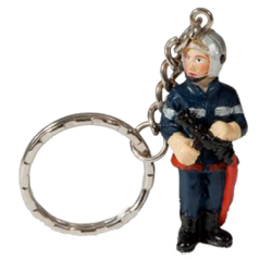 Porte-clés Sapeurs Pompiers...