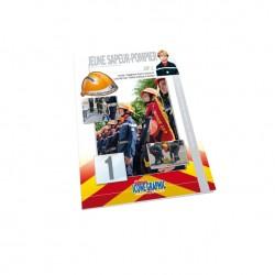Livre Jeune sapeur pompier...