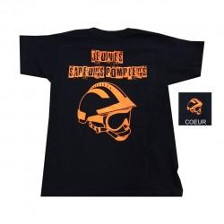 Tee-shirt marine + JSP...
