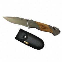 Couteau rescue bois...