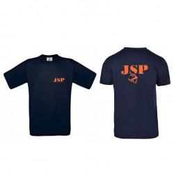 Tee-shirt marine sérig. JSP...