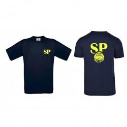 Tee-shirt marine serig....