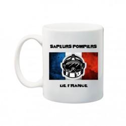Mug Sapeurs Pompiers de France