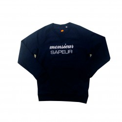 Sweat-shirt bio marine...