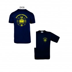 tee-shirt marine SP +...