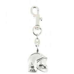 Porte-clés métal Casque F1...