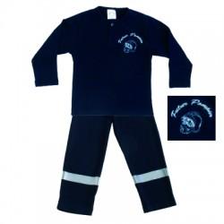 Pyjama futur pompier