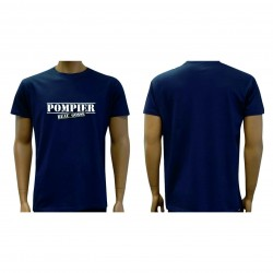 Tee-shirt marine pompier...