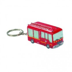 Portes-clés camion de pompier