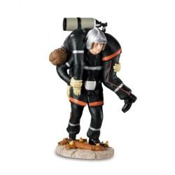 Sapeur pompier sauveteur